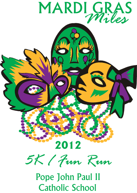 Mardi Gras Miles | 5k, Fun Run @ Sandhills Community College | Pinehurst | North Carolina | United States