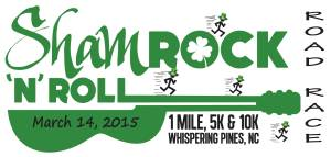 ShamRock 'N' Roll Road Race | 10k, 5k, and Leprechaun Leap @ Whispering Pines Police Station | Whispering Pines | North Carolina | United States