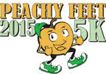 Peachy Feet | 5k @ Candor | North Carolina | United States