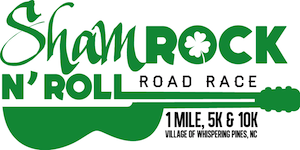 ShamRock 'N Roll Road Race | 10K, 5K, 1 mile @ Whispering Pines Police Station