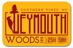 Weymouth Woods |50k and 25k @ Southern Pines | North Carolina | United States