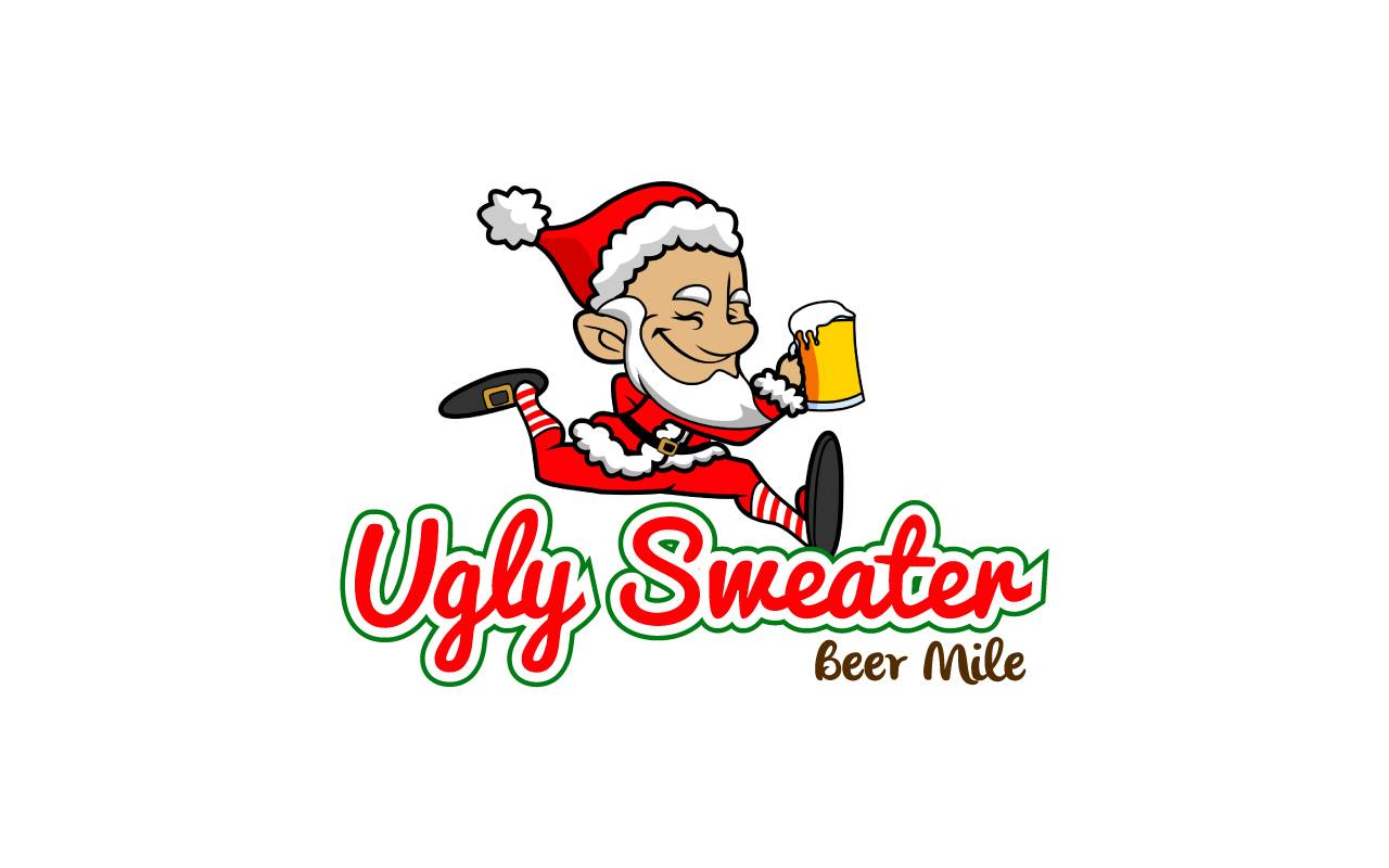 Ugly Sweater Beer Mile | 1 Mile