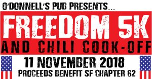 O'Donnell's Freedom 5K @ O'Donnell's Pub | Southern Pines | North Carolina | United States